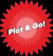 Plot & Go! - Livrare/Preluare imediata - Methos CopyCenter (021)252.97.69